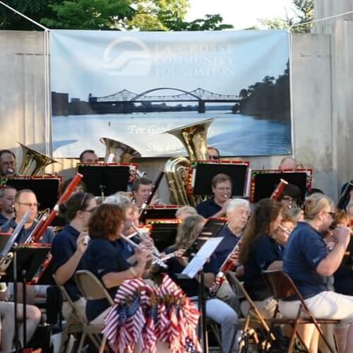 La Crosse Concert Band