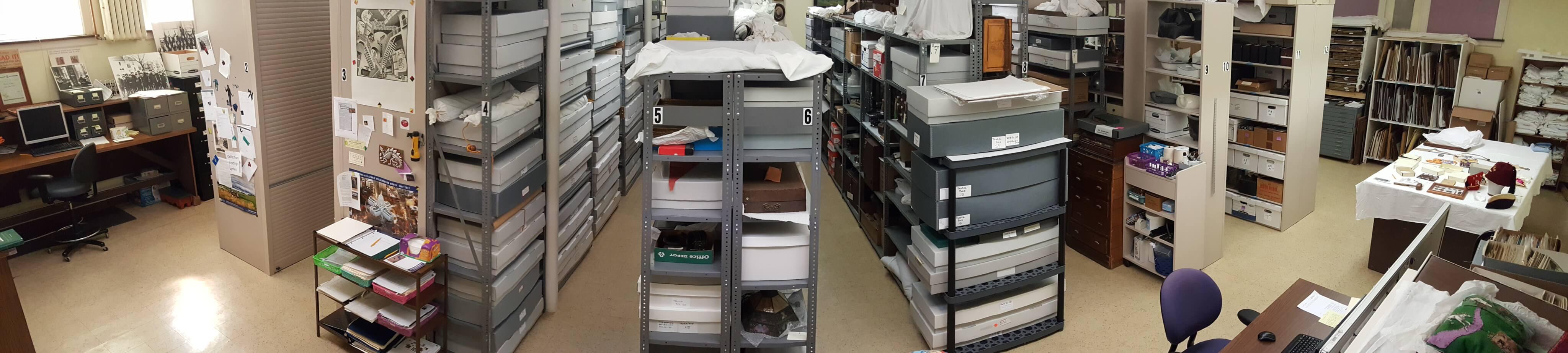 La Crosse Historical Society Archives